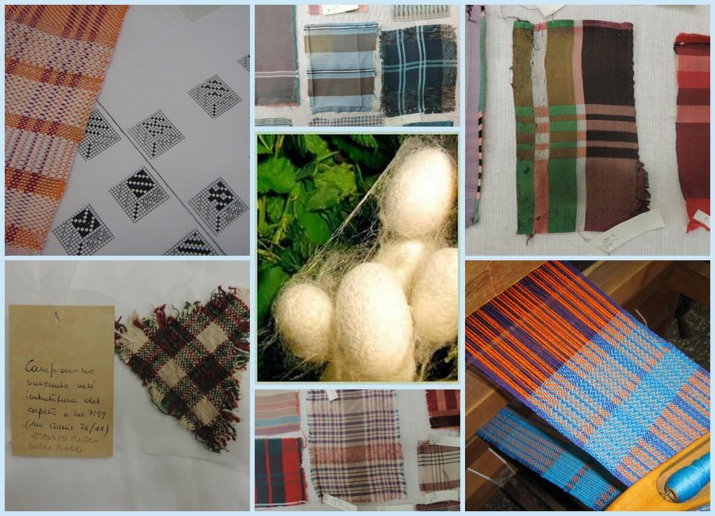 workshop gratuito tessitura della seta