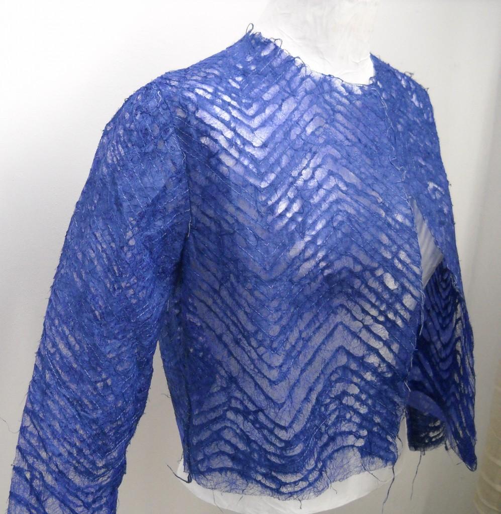 filo blu rosanna colloricchio