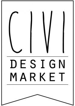 Civi Design Market logo bandierina
