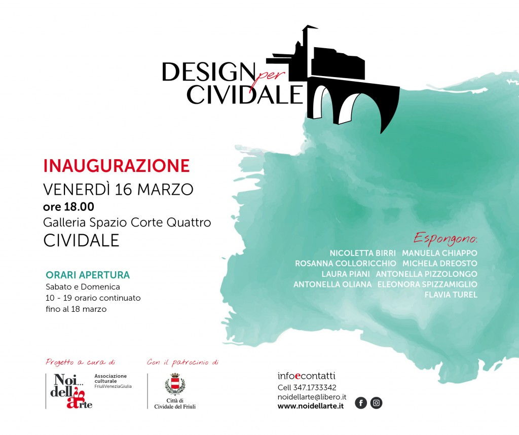 design per cividale invito