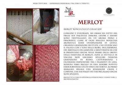 wine textures merlot