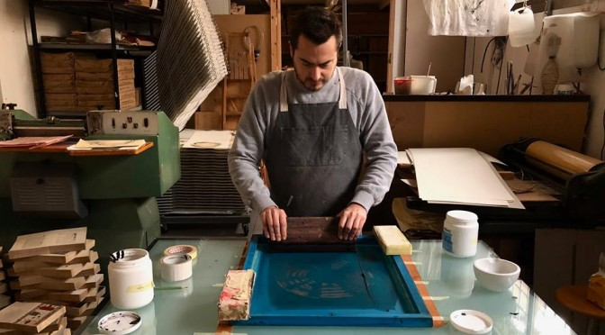 workshop serigrafia cividale del friuli