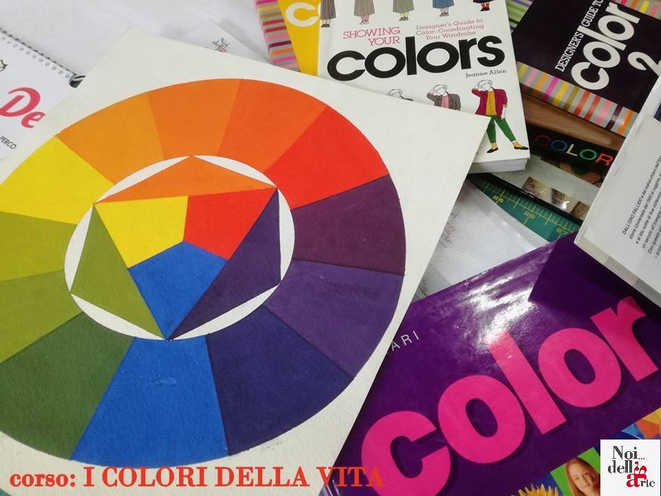 i colori per la vita corso