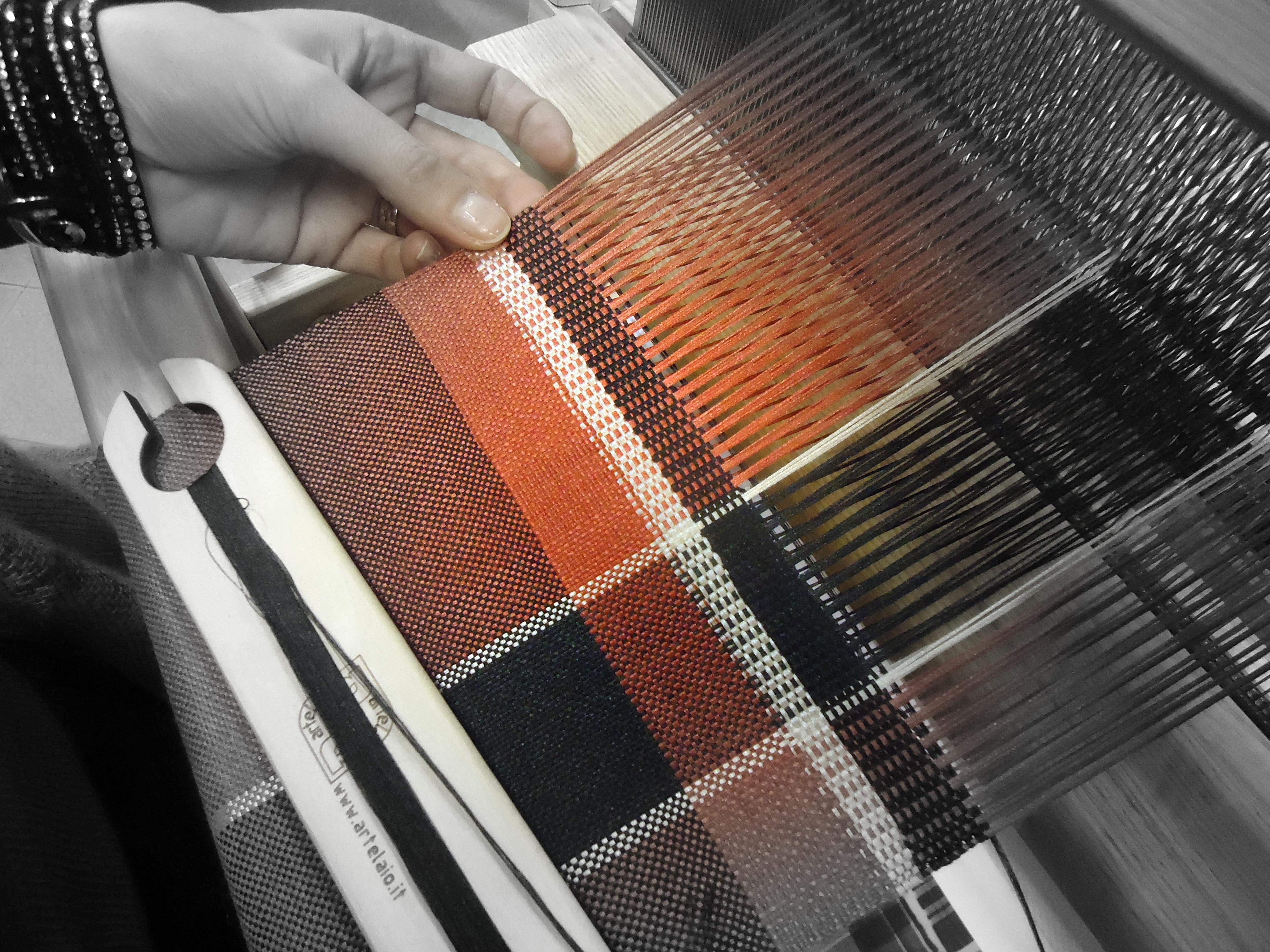 Riparte il corso di tessitura a mano a Cividale del Friuli