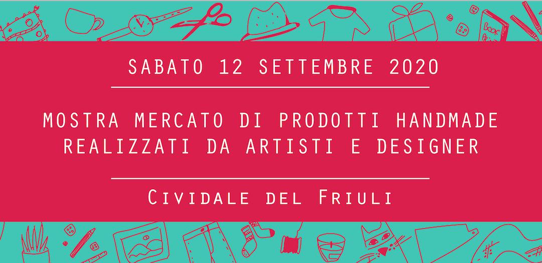 Civi Design Market #8: sabato 12 settembre a Cividale del Friuli