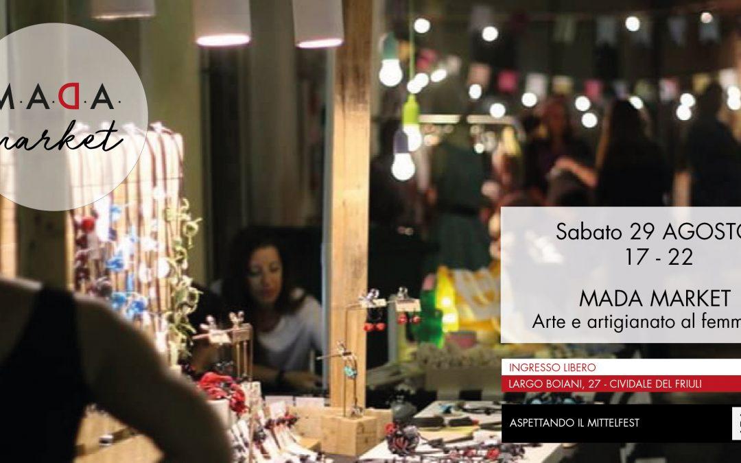 M.A.D.A. Market aspettando Mittelfest: 29 agosto a Cividale del Friuli