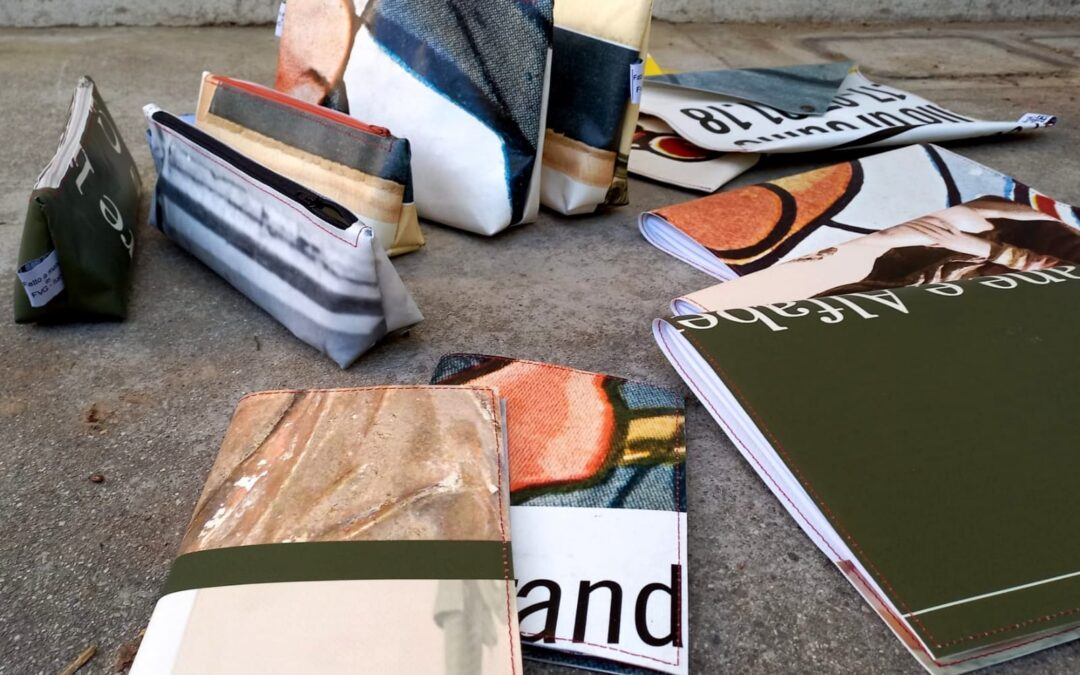 """Design per Udine: la Linea B_Bag & Co per la mostra """"La forma dell'infinito"""""""