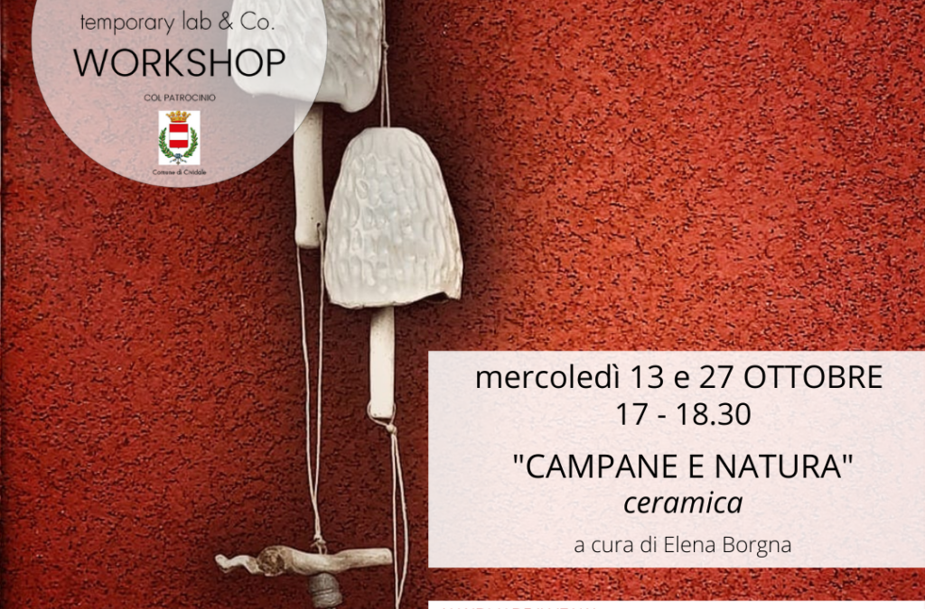 Workshop al M.A.D.A Temporary Lab & Co – Ottobre 2021