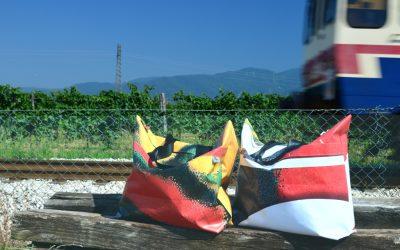 """""""In viaggio"""" – B_Bag & C."""