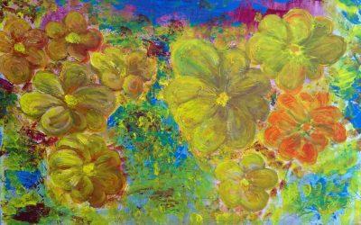 Fiori di fine estate – Paola Tomat
