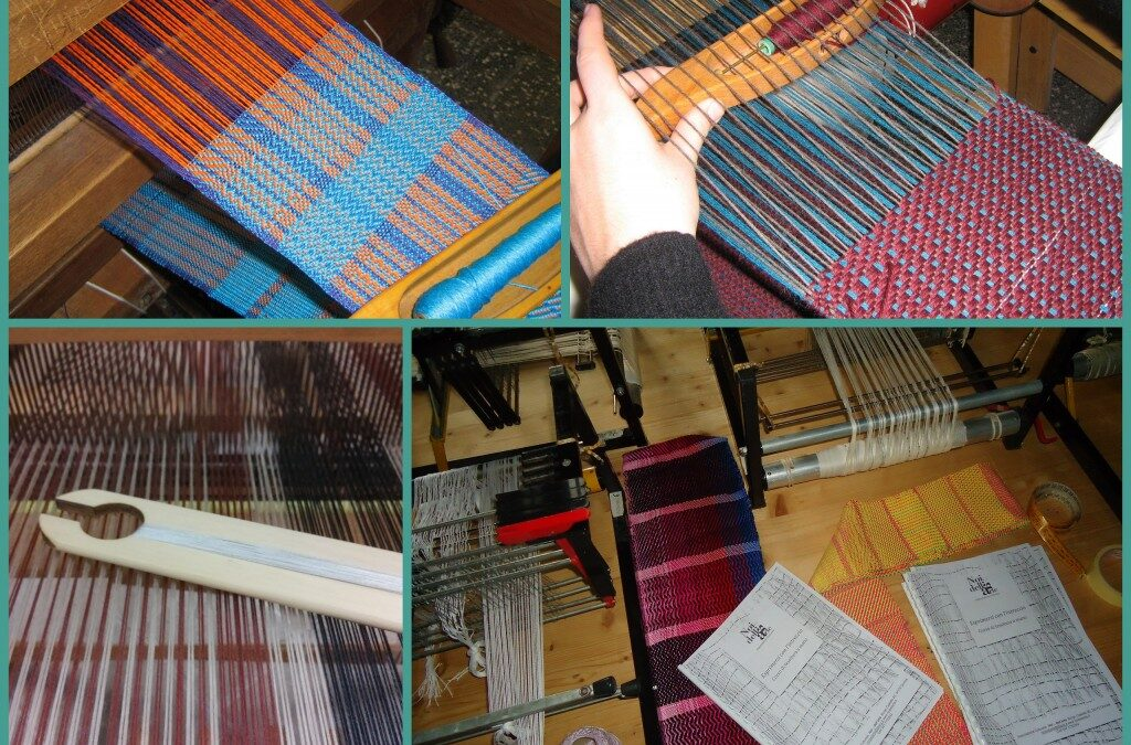 Corso di tessitura a partire dal 5 marzo