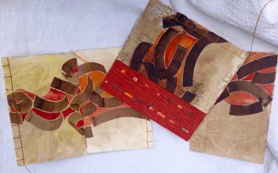 Libro d'artista calligrafico – Maria Grazia Colonnello