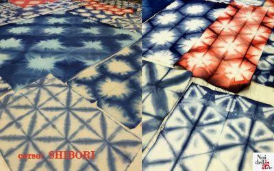 """Shibori"", una tecnica antica per stoffe moderne"
